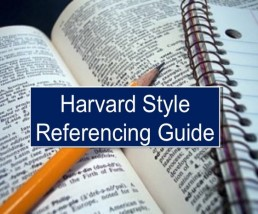 Harvard Reference Guide