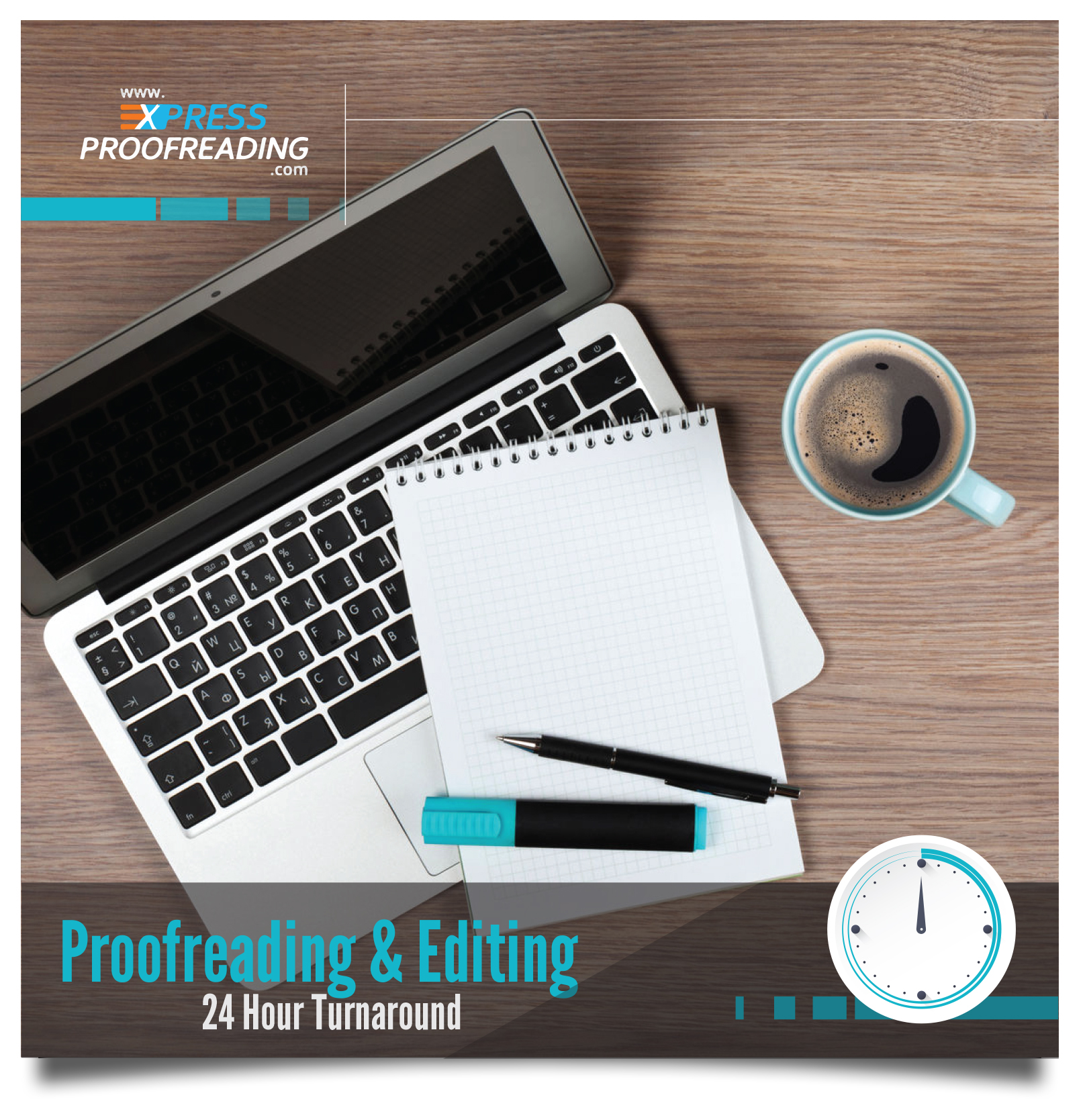 English In Italian: Proofreading & Editing 24 Hour Turnaround